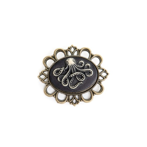 Broche Pulpo