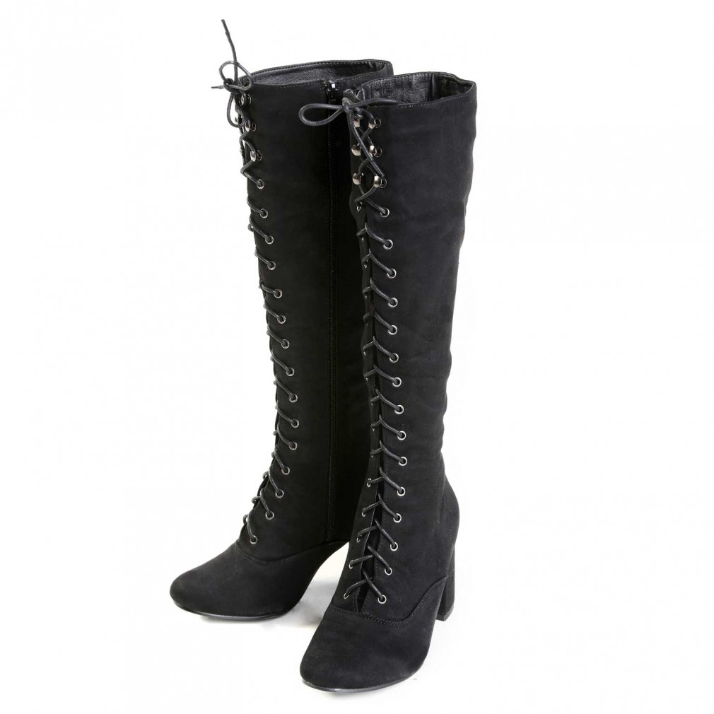 Boots Gothic With With Gothic Boots Lacing Lacing With Gothic Boots WD2bE9YIeH