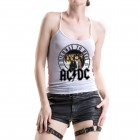 Top ACDC Blanco