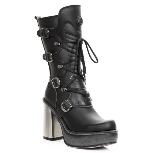 New Rock Boots with Filigree